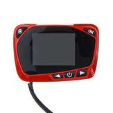 12 V / 24 V Kırmızı LCD Termostat Dizel Hava Park Için Ekran Anahtarı Isıtıcı Araç
