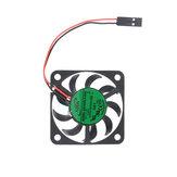 3 pcs 4007 40 MM 4 CM 40 * 40 * 7 Ventilador de Refrigeração DC5V Ventilador para Placa de Desenvolvimento NVIDIA Jetson Nano