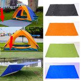 210 * 200cm tente bâche soleil soleil ombre hamac abri camping imperméable couverture