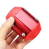 Économiseur d'énergie de carburant de gaz de pétrole magnétique de voiture rouge universelle économiseur de représentation de camions