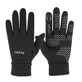 Motorcycle Winter Warm Waterproof Non-slip Gloves For Men Women Ski Snow Riding Sports