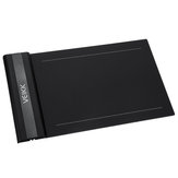 VEIKK 6X4 Inch S640 Digital Graphics Tablet Professional English Drawing Board Electronic for Drawing &Playing OSU with 8192 Levels Battery-Free Pen