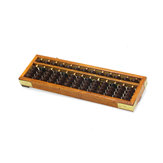 Wooden Frame Classic Ancient Calculator Abacus Soroban Plastics Bead Toy Develop Kid's Mathematics Intelligence Develpment