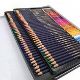 12/24/36/48/72 Crayons de couleur Coloration sèche Peinture Crayon Crayons de couleur solubles dans l'eau