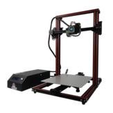 KREATEIT® KR-10S ThorPro 3D-принтер DIY Модернизированный Набор 300x300x400mm Большой размер для печати с Лазер компонентами / One Сопло, двойной вывод Болт/US Plu