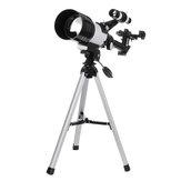 150x70mm refractor astronomische telescoop met statieftelefoonadapter