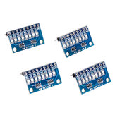 3.3V 5V 8 Bit Blue/Red Common Anode/Cathode LED Indicator Display Module DIY Kit
