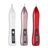 Penna di rimozione della talpa ricaricabile elettrica USB LCD a 9 attrezzi
