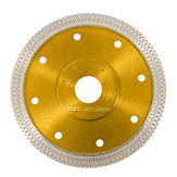 105/115/125mm Wave Style Diamond Saw Blade Porcelain Tile Ceramic Dry Cutting Disc