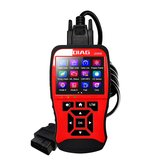 JDiag JD906 OBD2 Scanner OBDII Car Diagnostic Tool EOBD Automotive Engine Fault Code Reader Battery Tester with TFT Color Screen