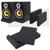 Éponge Sound Studio Monitor Haut-parleur Isolation acoustique Mousse isolateur Pads