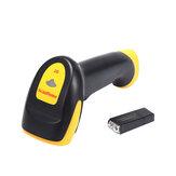 ScanHome SH-4100 Draadloze handheld 1D / 2D / QR-codes Barcodescanner met USB RS232 Interface voor restaurants Winkels Supermarkten