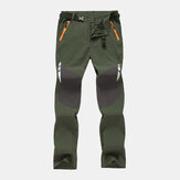 Mens Outdoor Quick Drying Breathable Thin Climbing Pants