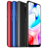 Xiaomi Redmi 8 Global Version 6.22 inch Dual Rear Camera 4GB 64GB 5000mAh Snapdragon 439 Octa core 4G Smartphone