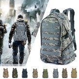 45L waterdichte camping wandeltas militaire militaire tactische rugzak sport reistas
