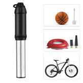 2 In 1 Valve High Pressure Cycling Air Pump Portable Mini Lightweight Inflator Bike Pump