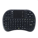 UKB-500-RF 2.4G Wireless English Mini Клавиатура Тачпад Air Мышь Airmouse для телевизора Коробка Mini PC