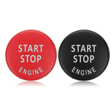 Car Start Stop Engine Button Switch Red Black Cover for BMW X5 E70 X6 E71 3 E90 E91 E92 E93