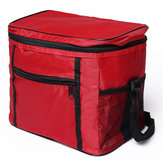 Thermal Outdoor Cooler Lunch Box Insulated Picnic Bag Hiking Portable Storage