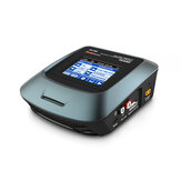 SKYRC T6X80 80W 8A AC/DC LCD Touch Screen Professional Battery Balance Charger Discharger For LiPo/LiFe/Lilon Battery