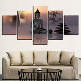 5Pcs Modern Canvas Print Paintings Poster Wall Art Picture Home Decor Unframed
