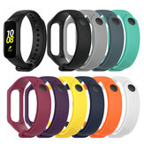 Bakeey siliconen diagonale slimme armband horlogeband vervanging voor Samsung Galaxy Fit-e R375