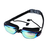 Waterproof Fog-proof Ultraviolet Protection Swimming Goggles