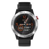 Time Owner CROSS Touch screen da 1,3 pollici a giro completo Cuore Monitoraggio della pressione sanguigna Smart Watch