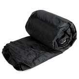 11.5ft-14.8ft Waterproof Boat Cover Marine Grade 210D Trailerable V-hull Fishing