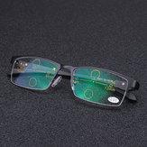 Okulary przeciwsłoneczne Multi Focus Fotochromowe okulary do czytania z progresywnym przejściem