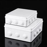 ABS IP65 Large Waterproof Junction Box Universal Electrical Tool Enclosure Cable Case