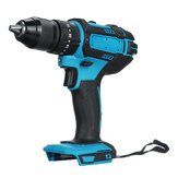 18V Cordless Electric Impact Drill 2 Speed Power Screwdriver Adapted To 18V Makita battery
