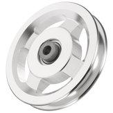 73/95/110 / 114mm Aluminium Lagerpoelie Wielen Gym Fitnessapparatuur Onderdelen Accessoires