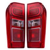 Auto links rücklicht hinten lampe LED Typ 3 mit LED lampen und kabelbaum für isuzu dmax d-max ute 17-19 lhd
