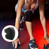 Ginocchiere sportive 1 paio di canestro traspirante a pressione da corsa Canestro da arrampicata Equitazione Arrampicata Eva Cuscino spesso per proteggere il ginocchio