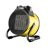 2000W / 3000W portátil espaço elétrico ar Aquecedor aquecedor Cerâmico aquecimento para indústria doméstica