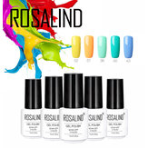 ROSALIND Gel Vernice Pure Colour UV Gel Chiodo Polacco