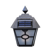 Imperméable à l'eau 28 LED Solar Power PIR Motion Sensor Wall Light Outdoor Garden Lamp