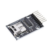 2GB Micro SD Card Module Uno Mega Leonardo Nano ProMini 8bit Microcntrollers RobotDyn for Arduino - products that work with official Arduino boards