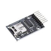 Módulo de tarjeta Micro SD de 2GB Uno Mega Leonardo Nano Microprocesadores ProMini 8bit RobotDyn para Arduino - productos que funcionan con placas oficiales Arduino