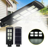 3800W 1152 LED Solar Street Light Motion Sensor Outdoor Garden Wall Lamp + Remote