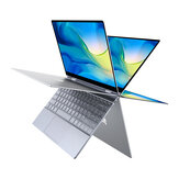 BMAX Y13 Laptop 13.3 inch Touchscreen 360 derajat Intel N4120 8 GB 256 GB SSD 5mm Bezel Sempit Backlight Notebook