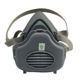 POWECOM 3700 Dust Filter Respirator KN95 Face Mask Industrial Grade Paint Safe Work Protective Mask Prevent Disease
