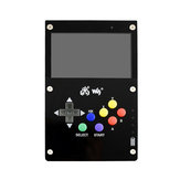 4,3 Zoll HD IPS 800x480 Screen Game Console-Erweiterungskarte für Raspberry Pi B+ 2B 3B 3B+ Handheld-Videospiel-Player