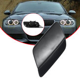 Car Headlight Washer Jet Cover Left Driver Side For BMW 3 E92 E93 2010-2014