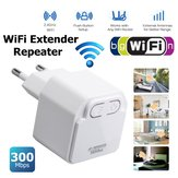 360° Signal Amplifier Wifi Extender 300mbps Wireless WiFi Repeater AP 2.4Ghz Router Range Extender Booster Wifi Signal Amplifier With EU Plug