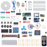 Project Super Starter Kits For UNO R3 Mega2560 Mega328 Nano With CD Tutorial