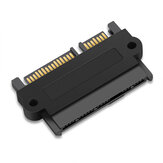 SFF-8482 SAS Hard Disk to SATA 22 pin Hard Disk Drive Connector HDD Adapter Converter for Motherboard