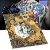 Traditionelle chinesische traditionelle Elemente von 108 Seiten Tattoo Design Flash Buch