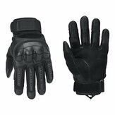 Touch Screen Motorcycle Full Finger Military Tactical Gloves Motorbike Driving